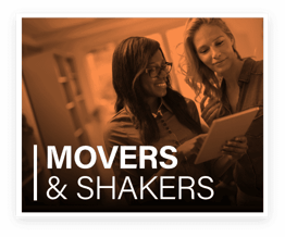 Movers & Shakers background
