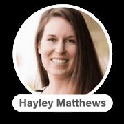 Hayley Matthews