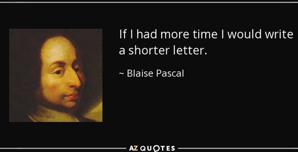Photo of a quote by Blaise Pascal