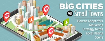 How to Adapt Your Marketing Strategies to Big Cities vs. Small Towns