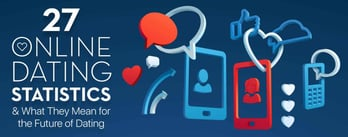 27 Online Dating Statistics & What They Mean for the Future of Dating