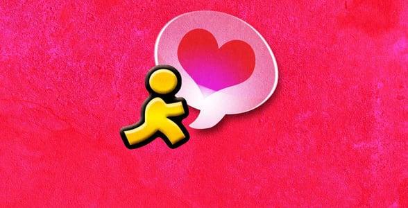 Photo of the Love@AOL logo