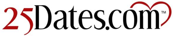 Photo of the 25Dates.com logo