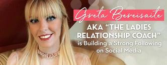 Coach Greta Bereisaite is Building a Strong Social Following