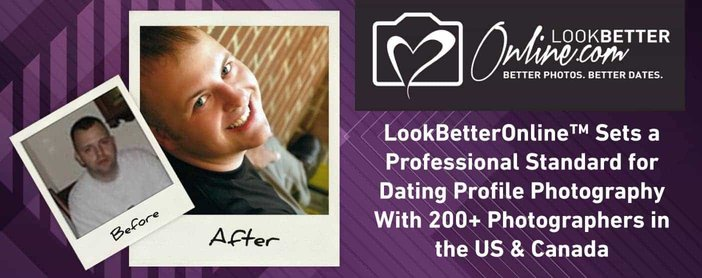 Look Better Online Sets A Professional Standard For Dating Photography