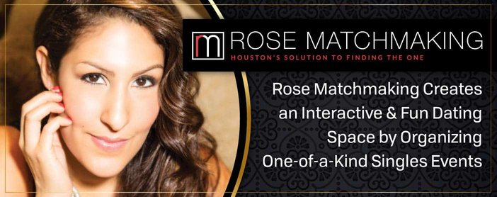 Rose Matchmaking Creates an Interactive & Fun Dating Space by Organizing One-of-a-Kind Singles Events