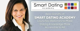 Bela Gandhi Launches Webinars to Make Dating Knowledge Accessible