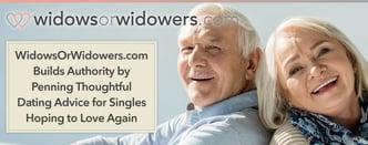 WidowsOrWidowers.com Builds Authority With Thoughtful Dating Advice