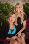 Photo of matchmakers Sherri Murphy and Tammi Pickle