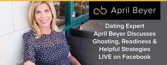 April Beyer Discusses Dating Live on Facebook