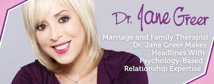 Dr Jane Greer Makes Headlines With Psychology Based Expertise