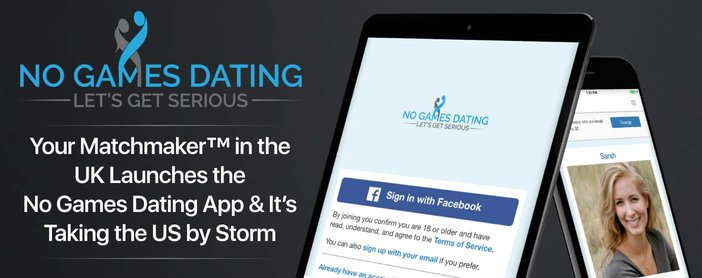 Your Matchmaker Launches The No Games Dating App