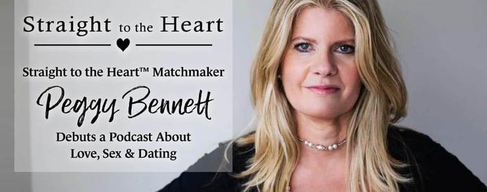 Matchmaker Peggy Bennett Debuts A Podcast