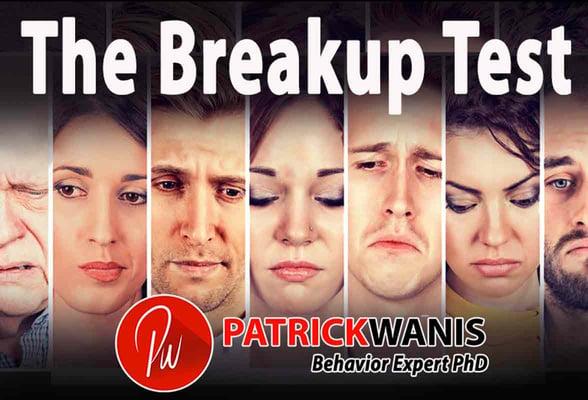 The Breakup Test