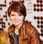 Photo of Anna Maria Jorgensen, dating expert