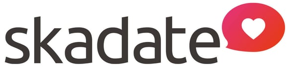 Photo of the SkaDate logo