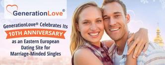 GenerationLove® Celebrates Its 10th Anniversary