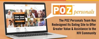 POZ Personals' Redesign Offers Value to the HIV Community