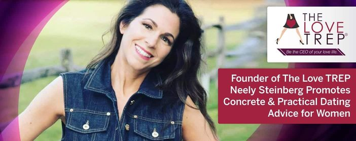 Neely Steinberg Promotes Concrete Dating Advice For Women
