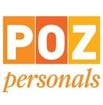 The POZ Personals logo