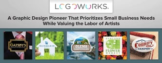 Logoworks: A Graphic Design Pioneer That Prioritizes SMBs