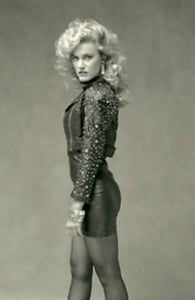 Photo of Shannon Bradley-Colleary in her 20s