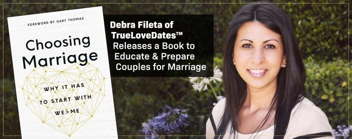 Debra Fileta Releases A Book To Prepare Couples For Marriage
