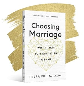 The Choosing Marriage cover