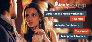 Chris Manak Helps Men Gain Confidence to Approach Women