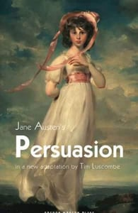 Cover of Persuasion by Jane Austen