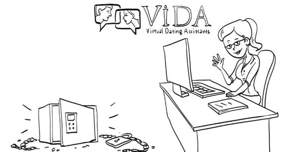 Screenshot from VIDA's website