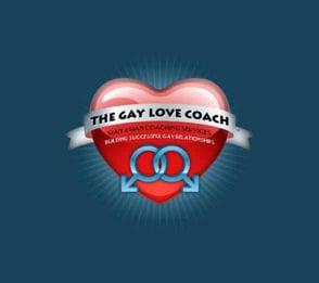 The Gay Love Coach logo