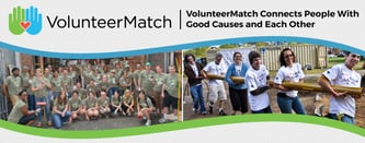 VolunteerMatch Connects People With Good Causes and Each Other