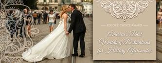 Editors' Choice: America's 10 Best Wedding Destinations