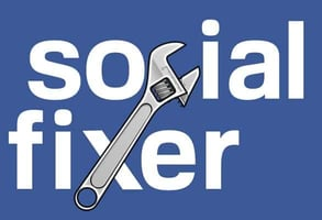 The Social Fixer logo