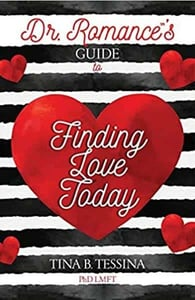 "Cover of ""Dr. Romance's Guide to Finding Love Today"""