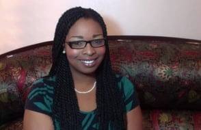 Photo of Dating Coach and Blogger Dee Simone