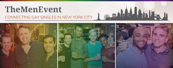 The Men Event Connects Gay Singles In Nyc