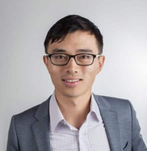 Photo of Xiao Wang, CEO of Boundless