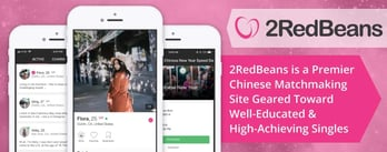 2RedBeans: A Matchmaking Site for Educated Singles