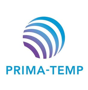 The Prima-Temp logo