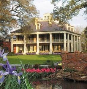 Photo of the Houmas House exterior