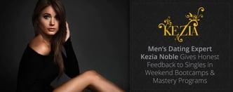 Kezia Noble Gives Honest Feedback to Singles