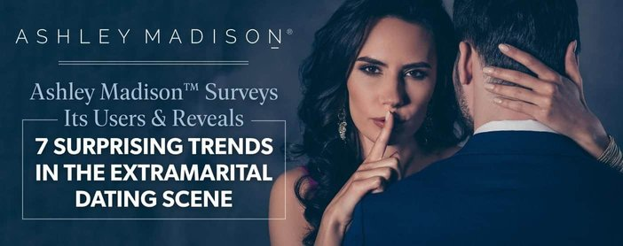 Ashley Madison Reveals Trends In Extramarital Dating