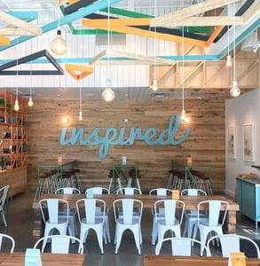 Photo of a Chi'Lantro restaurant location