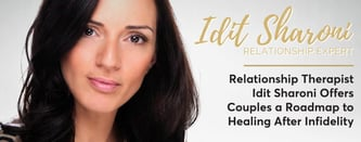 Idit Sharoni Helps Couples Heal After Infidelity