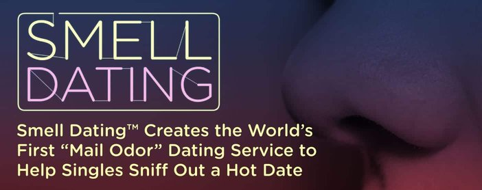 """Smell Dating™ Creates the World's First """"Mail Odor"""" Dating Service to Help Singles Sniff Out a Hot Date"""