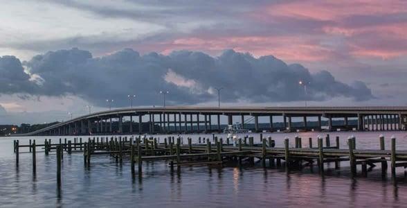 Photo of Memorial Bridge in Palatka, FL