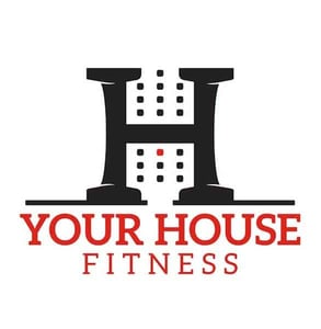 The Your House Fitness logo