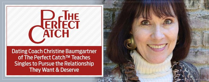 Christine Baumgartner Teaches Singles To Pursue The Relationship They Deserve